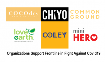 Organizations Support Frontline in Fight Against Covid19