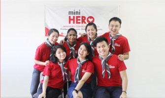 Meet The Team - Mini Hero