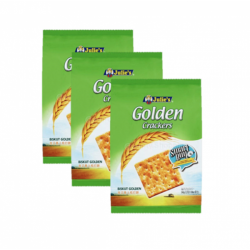 Julie's Golden Crackers 3x340g