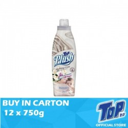 TOP Plush Fabric Conditioner Soothing Care 12 x 750ml