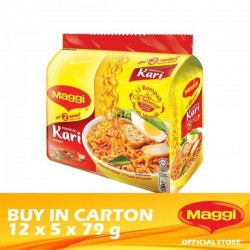 Maggi 2-Minutes Curry 12 x 5 x 79g