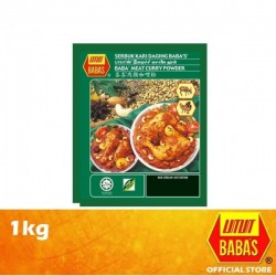 Baba's Meat Curry Powder 1kg