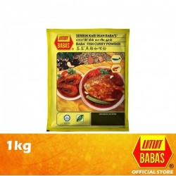 Baba's Fish Curry Powder 1kg